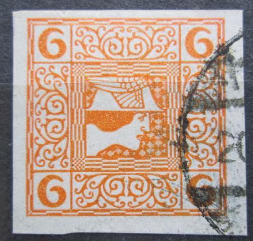 Poštovní známka Rakousko 1908 Merkur, novinová Mi# 157