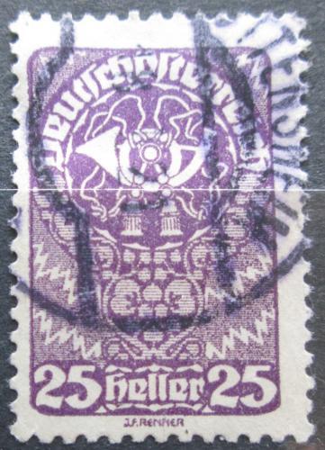 Poštovní známka Rakousko 1920 Poštovní roh Mi# 266 x