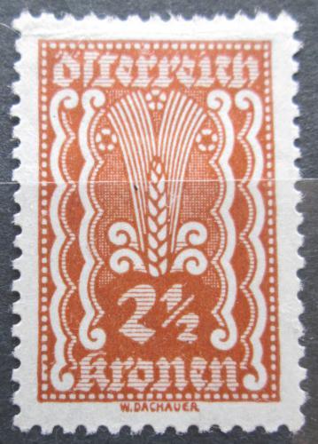 Poštovní známka Rakousko 1922 Alegorie hospodáøství Mi# 363