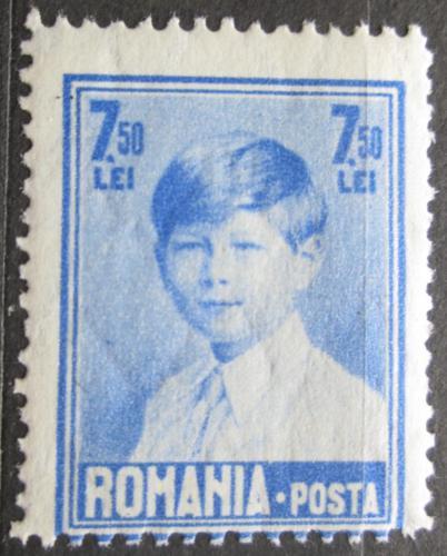 Poštovní známka Rumunsko 1928 Král Michael I. Mi# 354 Kat 10€