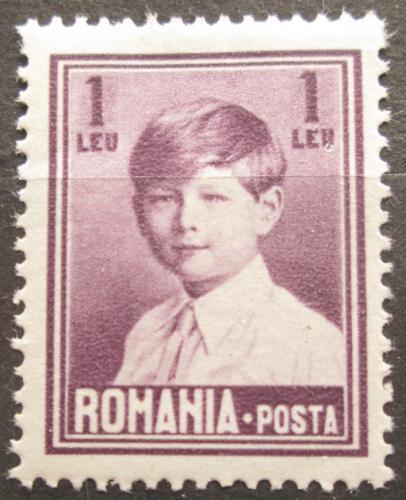 Poštovní známka Rumunsko 1930 Král Michael I. Mi# 356