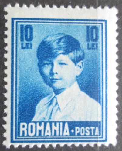 Poštovní známka Rumunsko 1930 Král Michael I. Mi# 360 Kat 30€