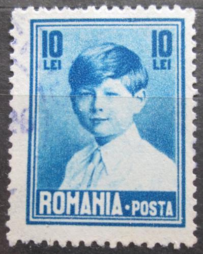 Poštovní známka Rumunsko 1928 Král Michael I. Mi# 355