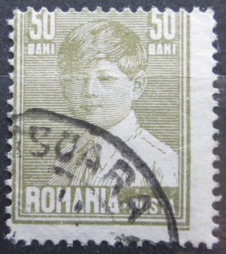 Poštovní známka Rumunsko 1928 Král Michael I. Mi# 322