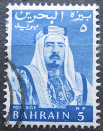 Poštovní známka Bahrajn 1964 Šejk Salman bin Hamed Al Chalifa Mi# 138
