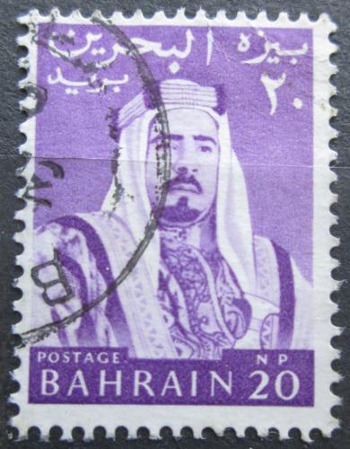 Poštovní známka Bahrajn 1964 Šejk Salman bin Hamed Al Chalifa Mi# 140