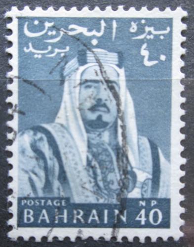 Poštovní známka Bahrajn 1964 Šejk Salman bin Hamed Al Chalifa Mi# 142