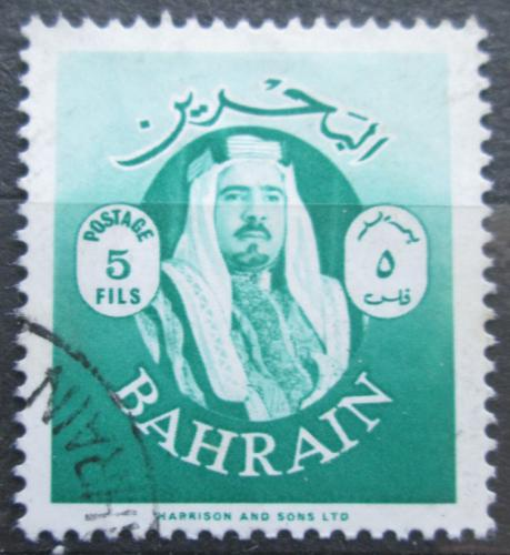 Poštovní známka Bahrajn 1966 Šejk Salman bin Hamed Al Chalifa Mi# 149