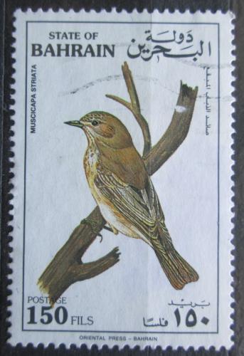 Poštovní známka Bahrajn 1992 Lejsek šedý Mi# 465