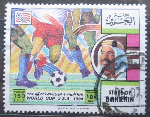 Poštovní známka Bahrajn 1994 MS ve fotbale Mi# 549