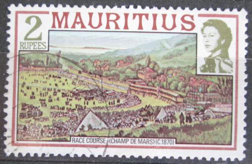 Poštovní známka Mauricius 1978 Jezdci na koních Mi# 450 I X A