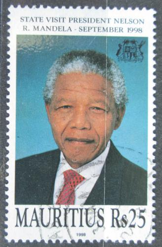 Poštovní známka Mauricius 1991 Poste Estuary Mi# 728 I