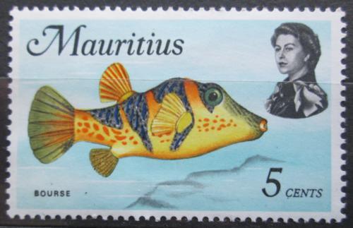 Poštovní známka Mauricius 1969 Hranobøich Valentinùv Mi# 334