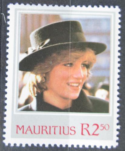 Poštovní známka Mauricius 1981 Princezna Diana Mi# 545