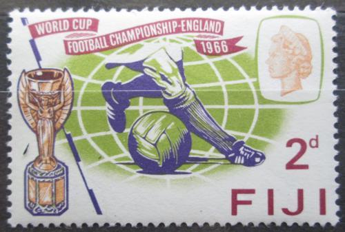 Poštovní známka Fidži 1966 MS ve fotbale Mi# 191