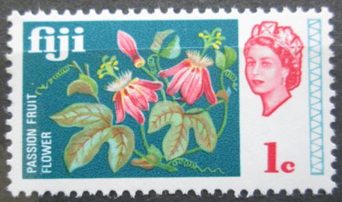 Poštovní známka Fidži 1969 Muèenka hroznokvìtá Mi# 232