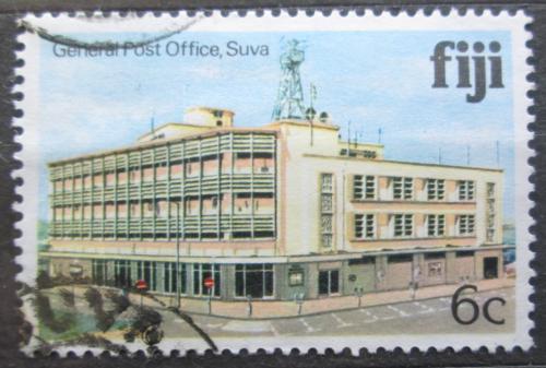 Poštovní známka Fidži 1980 Hlavní pošta, Suva Mi# 403 I