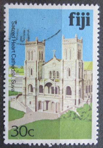 Poštovní známka Fidži 1979 Kostel, Suva Mi# 409 I