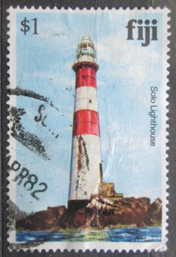 Poštovní známka Fidži 1980 Maják Mi# 413 I Kat 3.60€