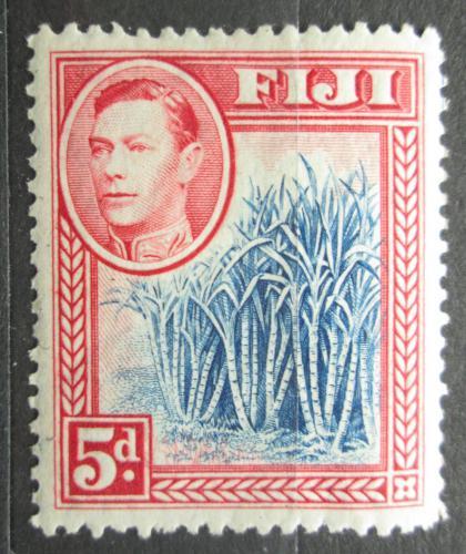 Poštovní známka Fidži 1938 Cukrová tøtina Mi# 99 Kat 42€