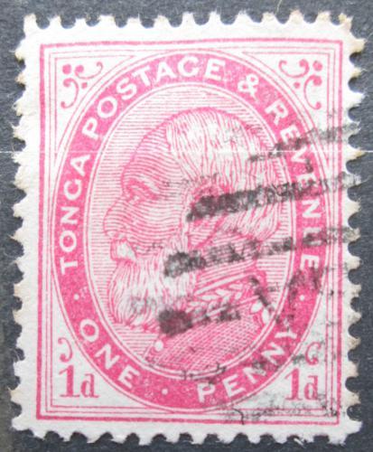 Poštovní známka Tonga 1888 Král Jiøí I. Mi# 1 Cb Kat 12€