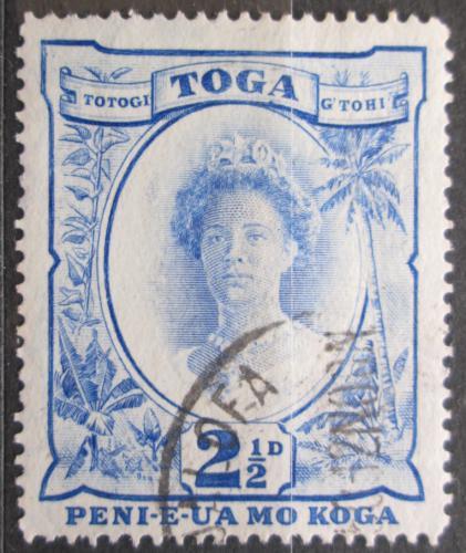 Poštovní známka Tonga 1934 Královna Salote Mi# 58