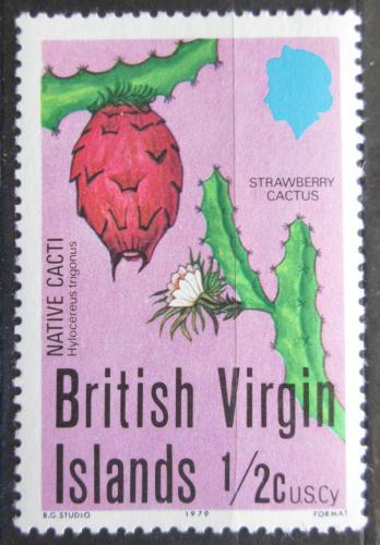 Poštovní známka Britské panenské ostrovy 1979 Kaktusy Mi# 352