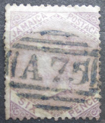 Poštovní známka Jamajka 1860 Královna Viktorie Mi# 5 Kat 30€