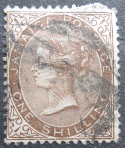 Poštovní známka Jamajka 1897 Královna Viktorie Mi# 28 Kat 7€