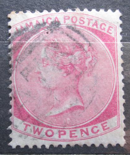 Poštovní známka Jamajka 1884 Královna Viktorie Mi# 17 Kat 5.50€