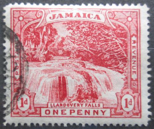 Poštovní známka Jamajka 1900 Vodopády Llandovery Mi# 31