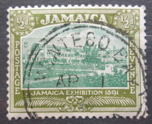 Poštovní známka Jamajka 1922 Výstavní budova Mi# 77