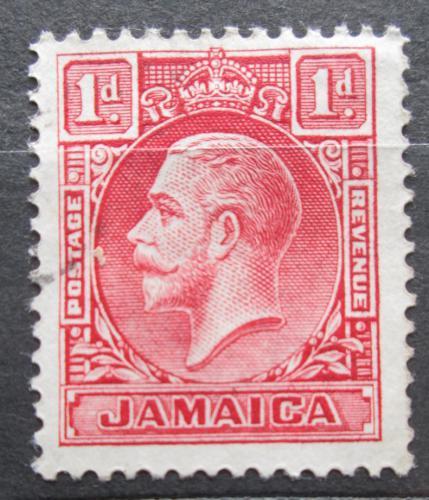 Poštovní známka Jamajka 1929 Král Jiøí V. Mi# 105