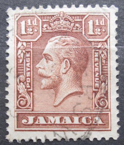 Poštovní známka Jamajka 1929 Král Jiøí V. Mi# 106