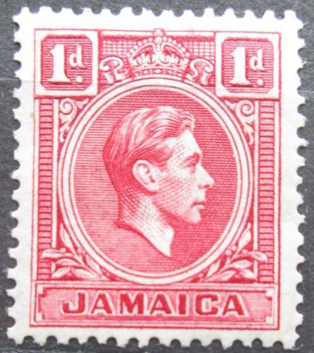 Poštovní známka Jamajka 1938 Král Jiøí V. Mi# 120