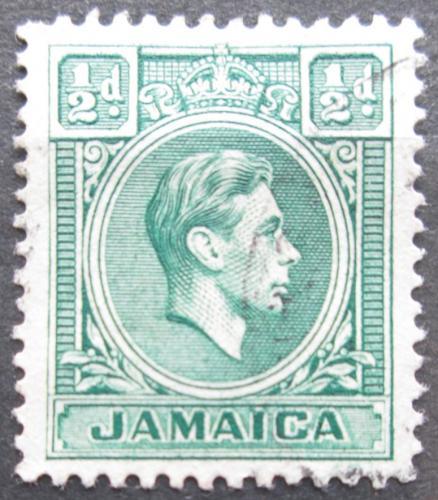 Poštovní známka Jamajka 1938 Král Jiøí V. Mi# 118