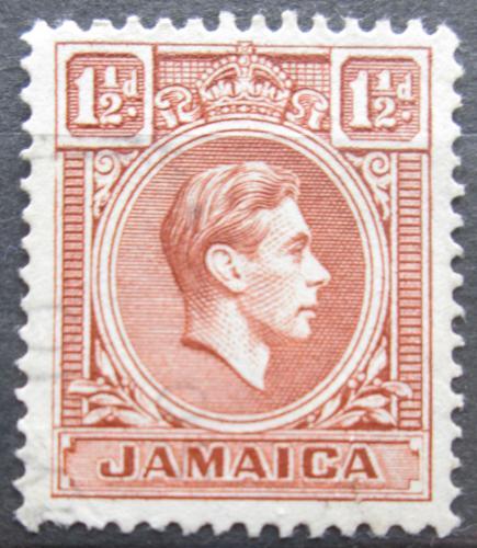 Poštovní známka Jamajka 1938 Král Jiøí V. Mi# 122 a