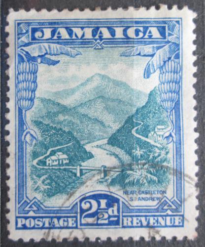 Poštovní známka Jamajka 1932 Øeka v kaòonu Mi# 109