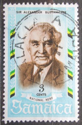 Poštovní známka Jamajka 1970 Premiér W. A. Bustamante Mi# 300