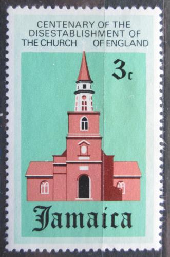 Poštovní známka Jamajka 1971 Kostel Mi# 329