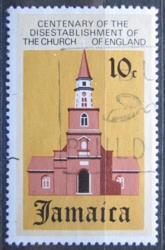 Poštovní známka Jamajka 1971 Kostel Mi# 330