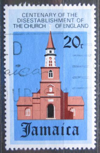 Poštovní známka Jamajka 1971 Kostel Mi# 331