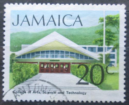 Poštovní známka Jamajka 1972 Univerzita Mi# 359