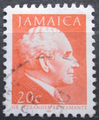 Poštovní známka Jamajka 1989 Alexander Bustamante, politik Mi# 663 III