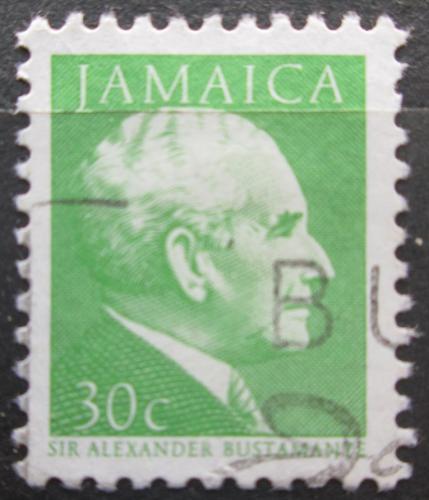 Poštovní známka Jamajka 1987 Alexander Bustamante, politik Mi# 664 I