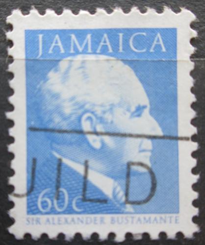 Poštovní známka Jamajka 1987 Alexander Bustamante, politik Mi# 667 I