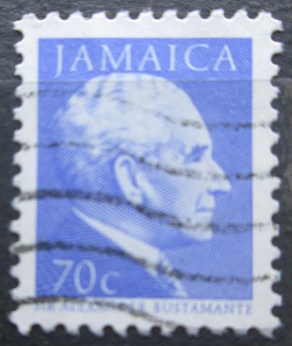 Poštovní známka Jamajka 1987 Alexander Bustamante, politik Mi# 668 I