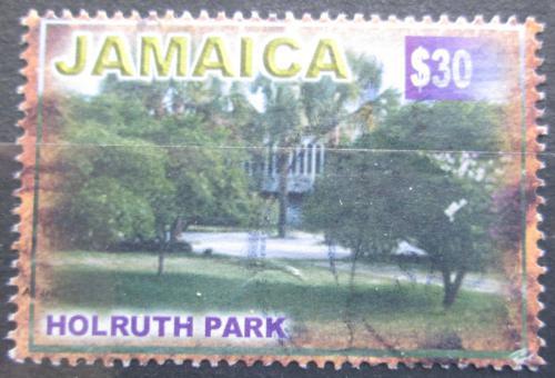 Poštovní známka Jamajka 1999 Vánoce, park Holruth Mi# 938