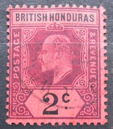 Poštovní známka Britský Honduras 1903 Král Edward VII. Mi# 51