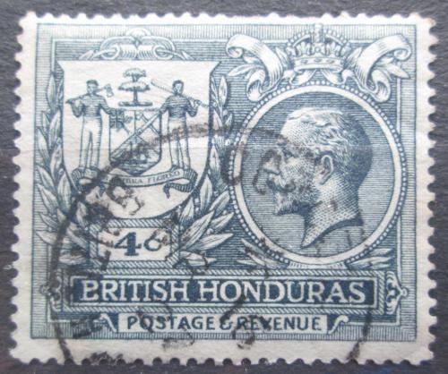 Poštovní známka Britský Honduras 1921 Král Jiøí V. a erb kolonie Mi# 85